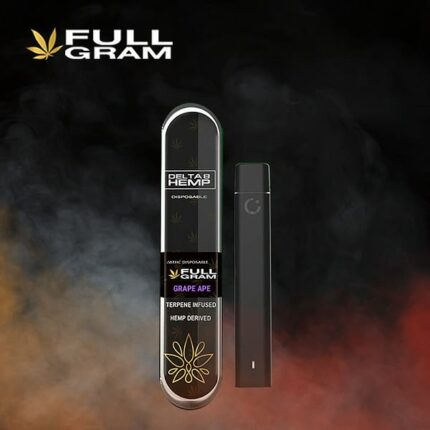 Everything About Jack Herer 1 G Delta 8 THC Disposable Vape Pen