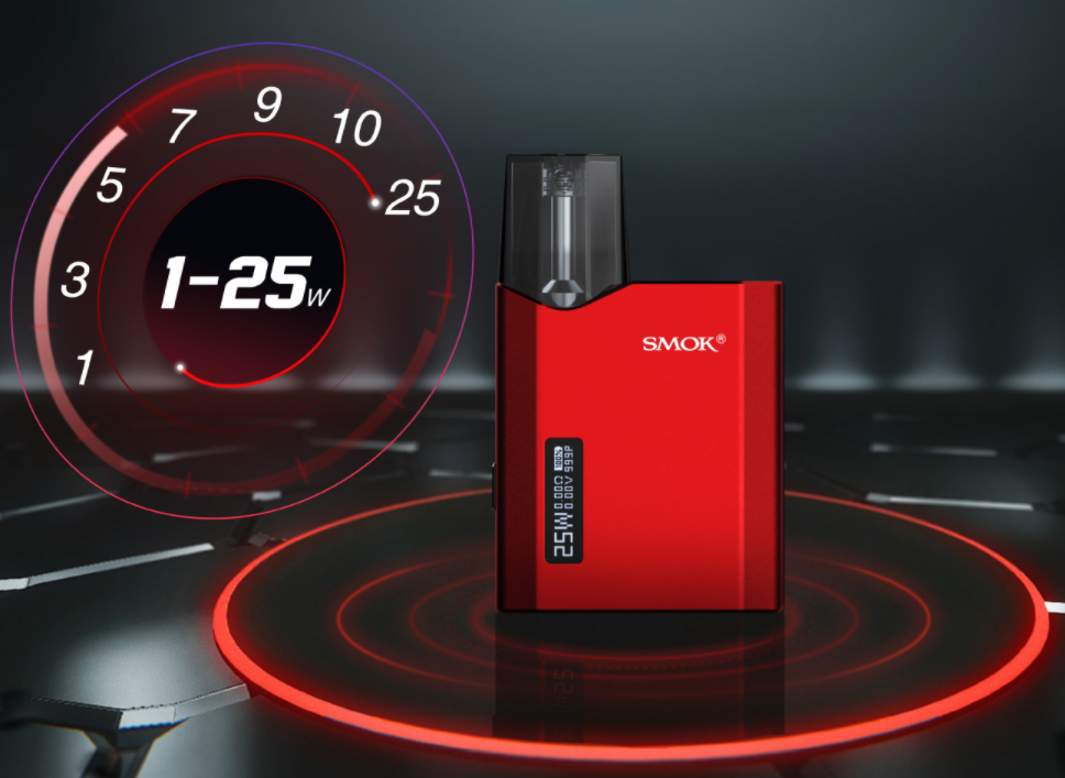 SMOK Nfix-mate 25W Pod Kit Review