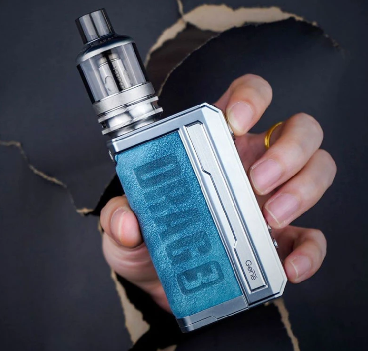 VOOPOO DRAG 3 177W Kit Review