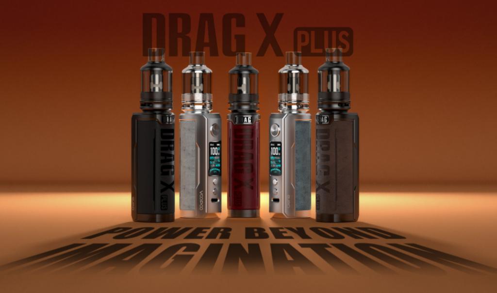 VOOPOO Drag X Plus 100W Pod Mod Kit Review