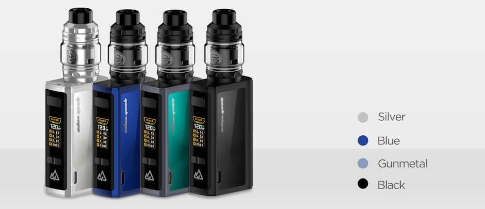 GeekVape Obelisk 120 FC Mod Review