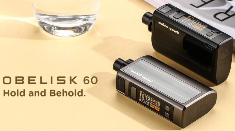 Geekvape Obelisk 60W Pod Mod Kit Review